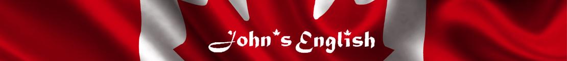 John's English